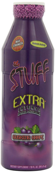 Detoxify The Extra Stuff, Grape, 20-Ounce