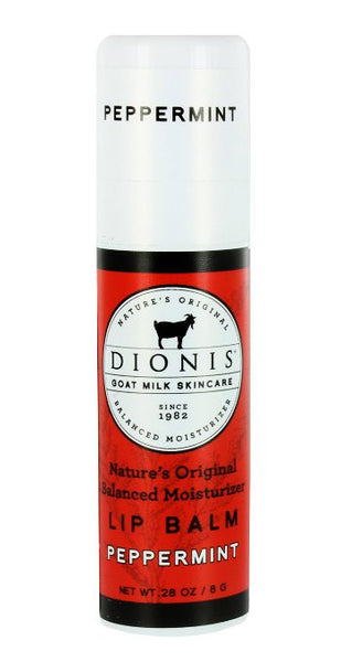 Dionis Goat Milk Skincare - Lip Balm Peppermint - 0.28 oz.