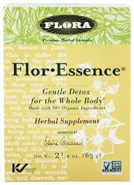 Flora - Flor-essence Dry Tea Blend - 2 1/8 -Ounces