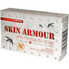 Face Doctor Skin Armour Anti-Mosquito Soap 3.35 oz (100 g)