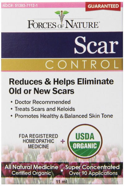 Forces of Natural Scar Control, 11 ml