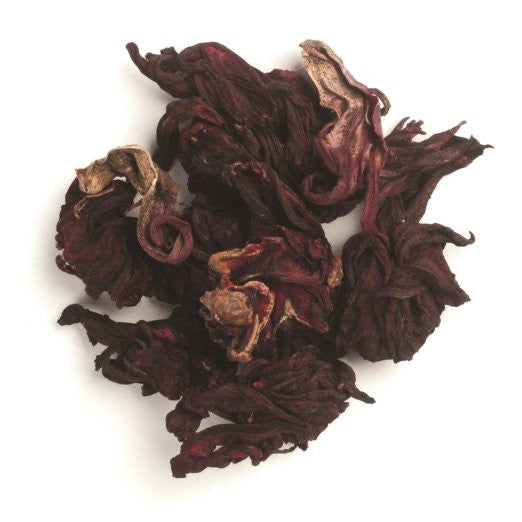 Frontier Bulk Hibiscus Flowers, Cut & Sifted, 1 lb. package