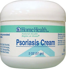 Home Health Psoriasis Cream, 2 Ounce