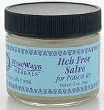 Herbals Itch Free Salve