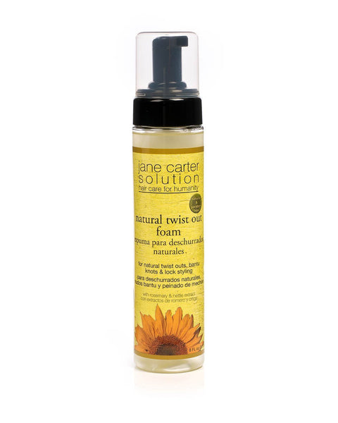 Jane Carter Solution Natural Twist Out Foam 8 fl oz