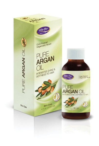 Life-flo Pure Argan Oil, 4 Oz