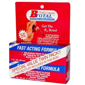 Nutraceutical: Sublingual Products B-Total 2 oz