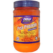 Now Foods Pea Protein Supplement