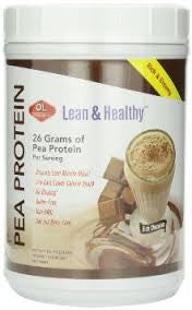Olympian Lab Pea Protein, Chocolate, 784-Grams