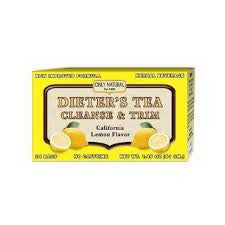 Only Natural Cleansing Diet Tea 24 Bags
