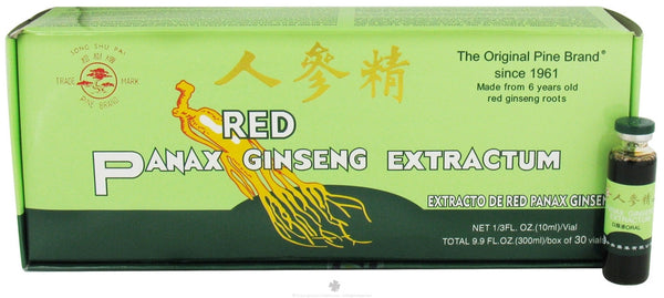 Song Shu Pai - Red Panax Ginseng Extractum Oral Liquid - 30 Vial(s)