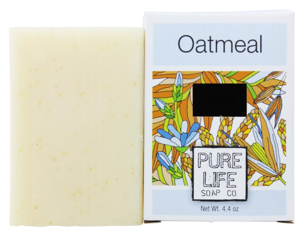 Pure Life Soap Co. - Bar Soap Oatmeal - 4.4 oz.