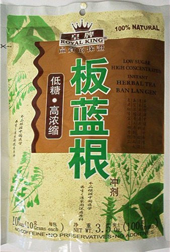 Royal King Herbal Tea Ban Lan Gen 3.5 0z.