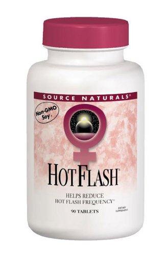 Source Naturals Hot Flash (Eternal Woman), 90 Tablets
