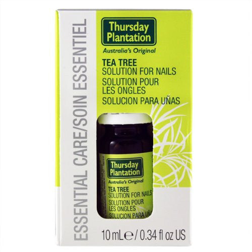 Thursday Plantation Tea Tree Solution For Nails 10 ml Liquid