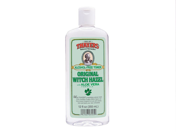 Thayers Facial Toner, Original Witch Hazel, 12 Fluid Ounce