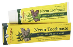 Theraneem Organix Herbal Neem Terape With Mint Toothpaste, 4.23 Ounce