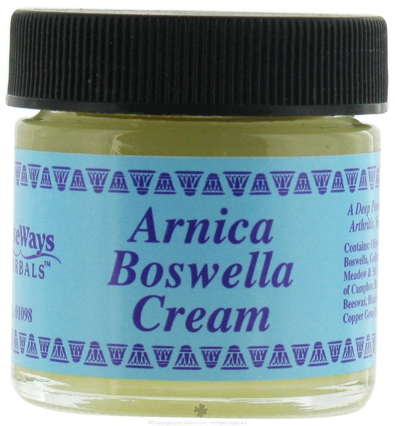 Wise Ways Arnica-boswella Cream