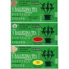 3 Ballerina Tea Extra Strength Super Value Pack