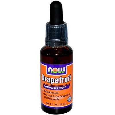 NOW Foods Grapefruit Complex Liquid