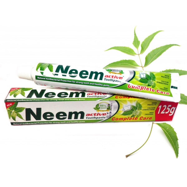 Neem Active Herbal Toothpaste 125g