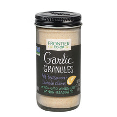 Frontier Natural Products, Garlic, Granules, 2.70 oz