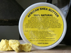 100% Natural Shea Butter 8 oz