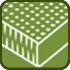 icon natural latex mattress