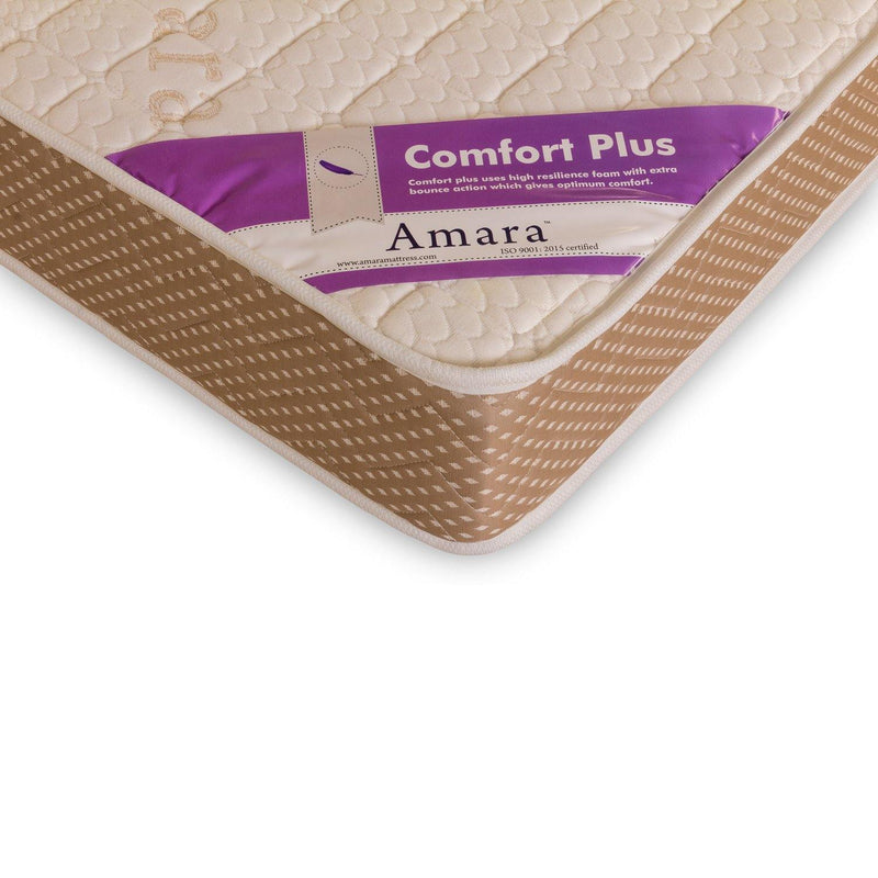 Amara Comfort Plus - Premium HR foam mattress