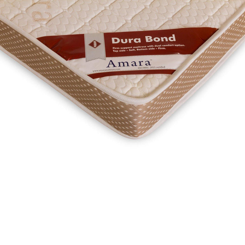 Amara Durabond - Orthopedic mattress with Bonded foam and HR foam