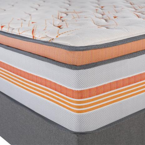Duroflex Velocity Plus - Premium Pocketed spring mattress