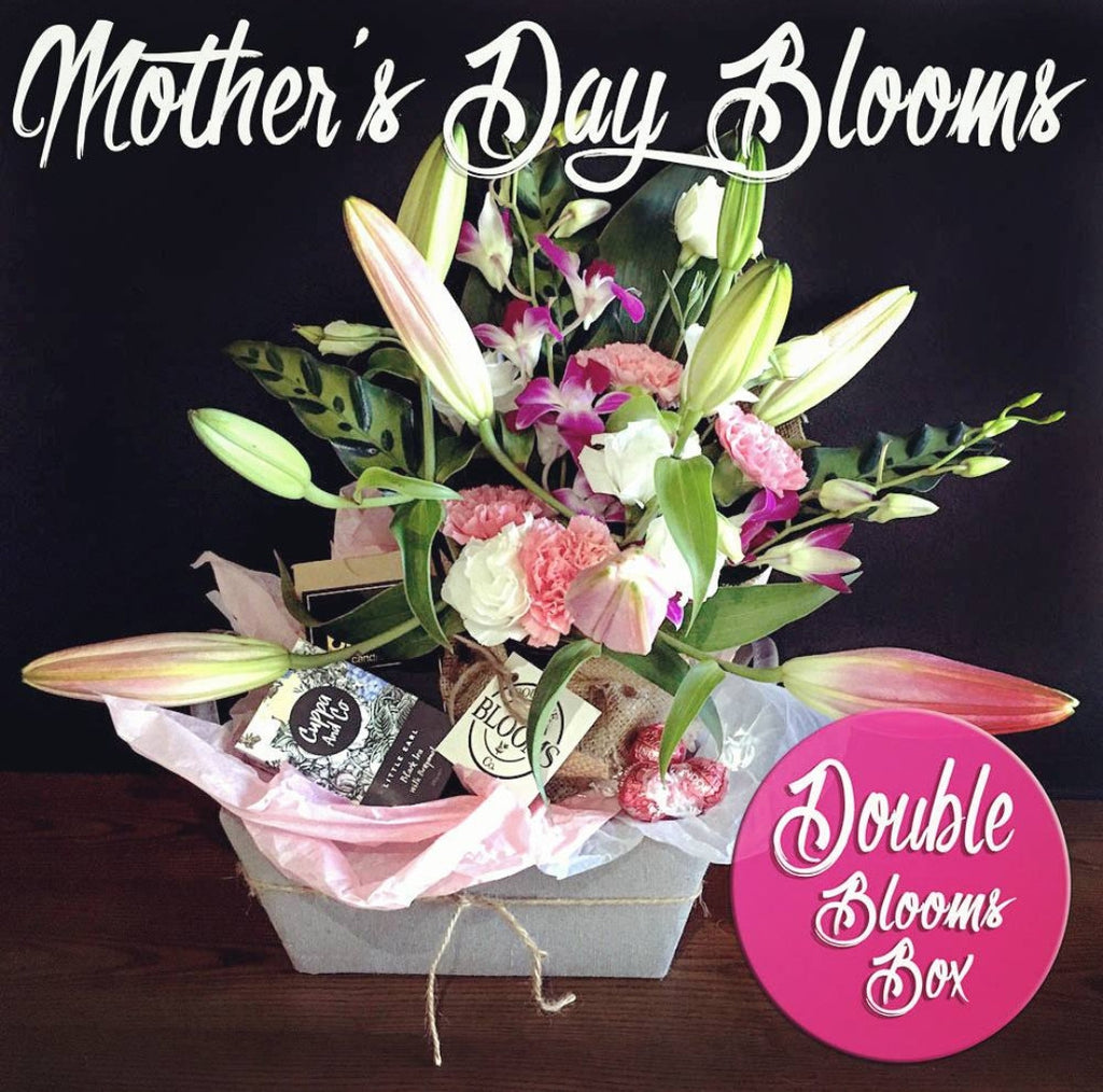 Mothers day blooms box boutique blooms co boutique blooms co gold coast florist wedding bouquets cheap flower delivery izmirmasajfo