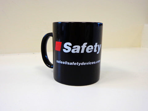 Safety Devices Ceramic mug