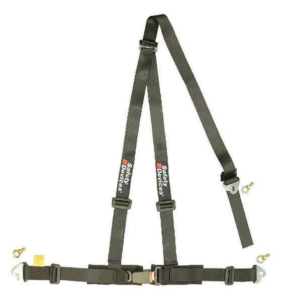 Clubman road-legal harness