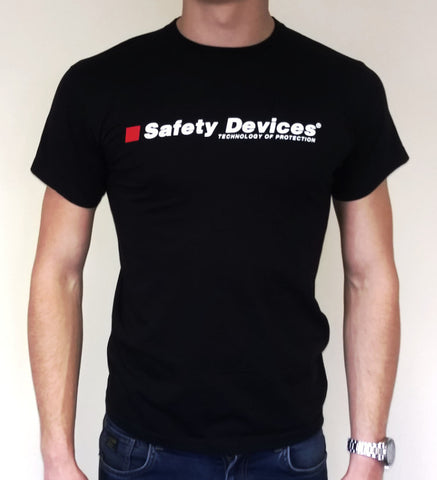Safety Devices Logo T-shirt
