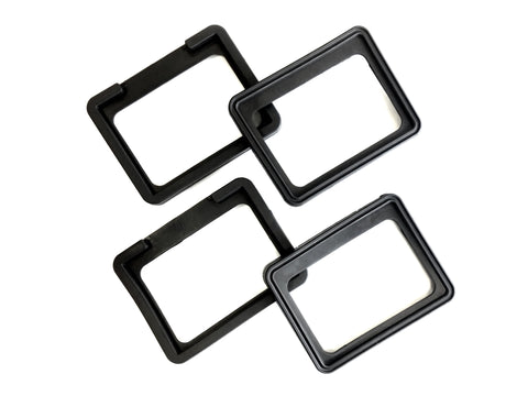 Land Rover Defender roll-cage rubber seal upgrade kit [NAS style]