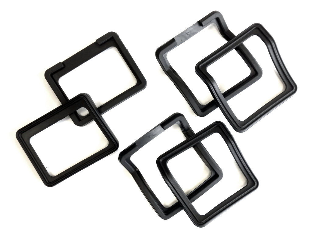 Land Rover Defender roll-cage rubber seal upgrade kit