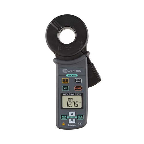 Earth Resistance Clamp Meter with Bluetooth