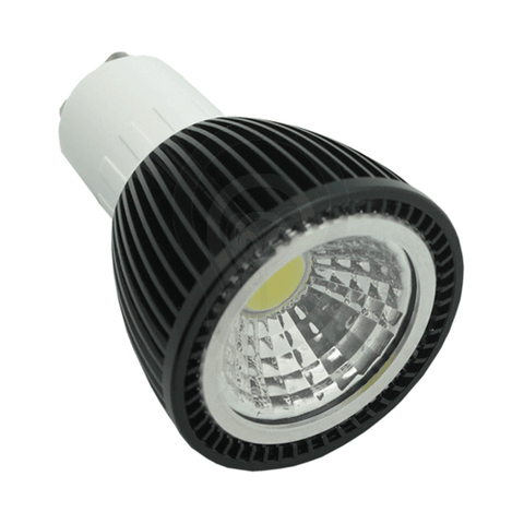 7W LED Spotlight GU10 Warm White