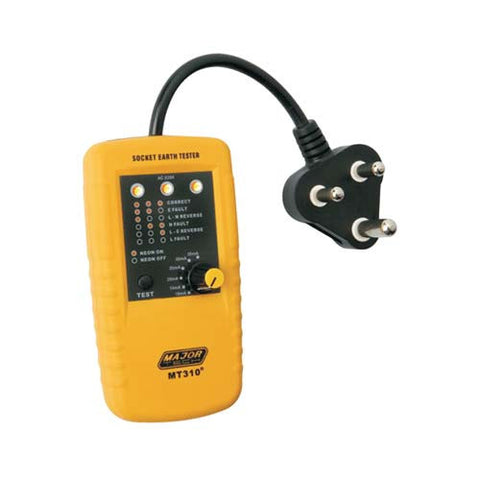 220V ELCB & Polarity Tester
