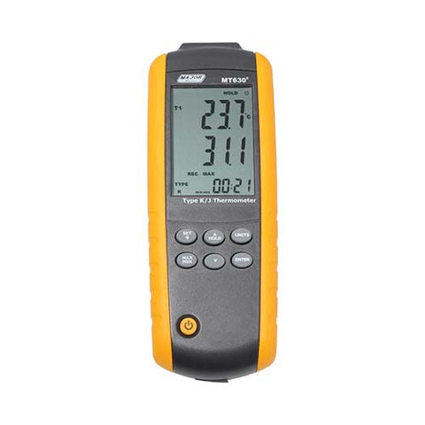 Single Channel Digital Thermometer