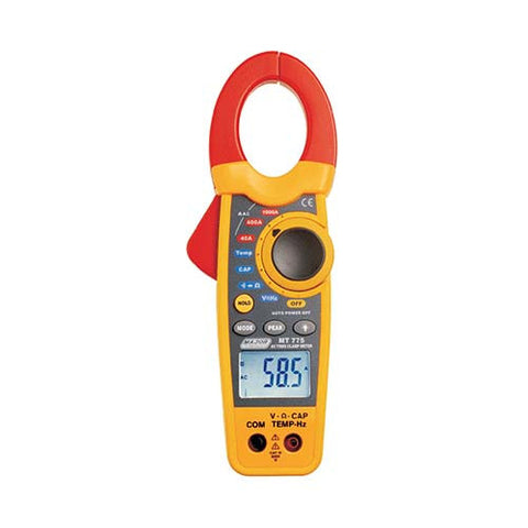 1000A AC True RMS Clamp Meter