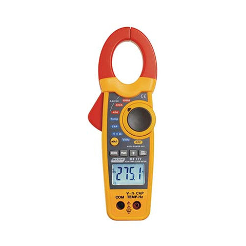 1000A AC/DC True RMS Clamp Meter