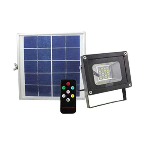 Solar Power 10W LED Floodlight