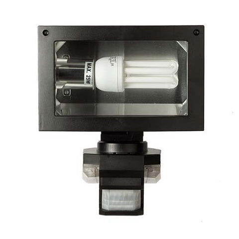 180° Security Light 1 x 24W CFL Bulb and LED Night Lights
