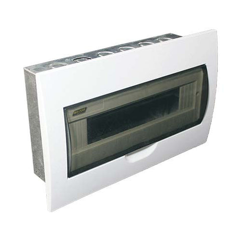 15 Way Flush Mount Econo Board / Galvanized Steel Tray