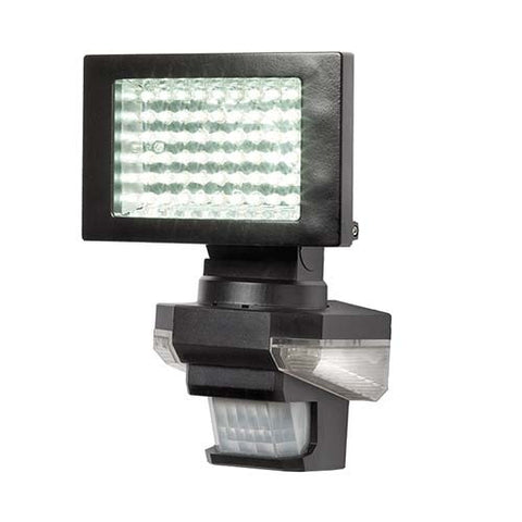 180° 60W LED Security Light with LED Nightlight