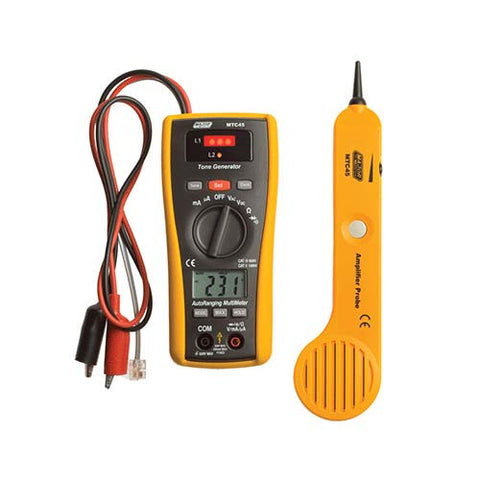 2-in-1 Tone and Probe and Digital Multimeter