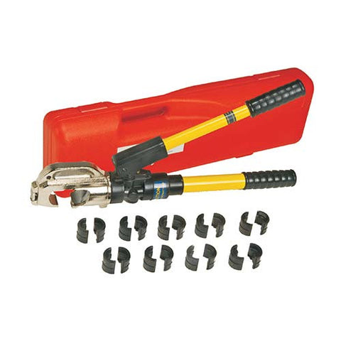 250mm Hydraulic Crimping Tool Set
