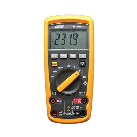 Auto Digital Multimeter - Industrial CAT IV 600V